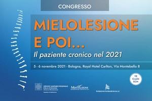 Mielolesione e poi... Il paziente cronico nel 2021