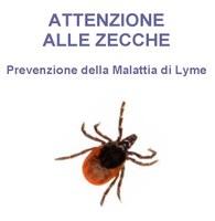 """""""Attenzione alle zecche: prevenzione della Malattia di Lyme"""" (2017)"""