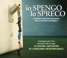 """""""Io spengo lo spreco"""" (2008-2009)"""