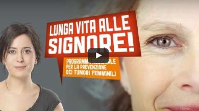 spot video Lunga vita alle signore 2016