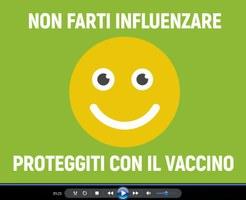 Icona video antinfluenzale 2018