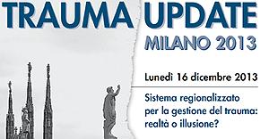 2013 Logo Trauma update Milano