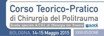 2015-05 Logo Chirurgia del politrauma