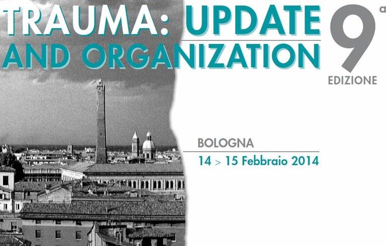 2014 Logo Trauma update Bologna