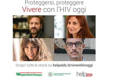 Proteggersi, proteggere. Vivere con l'HIV oggi.