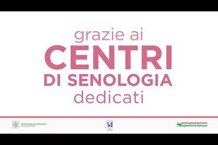 La rete regionale dei Centri di senologia dell'Emilia-Romagna