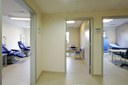 Castiglione dei Pepoli, interni del Centro donazione di sangue