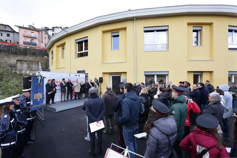 Castiglione dei Pepoli, inaugurazione del Centro donazione di sangue