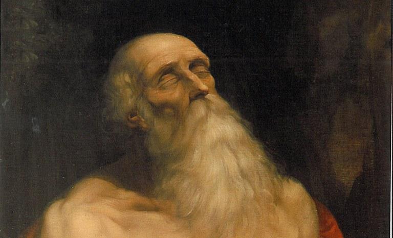 Giuseppe Cesari, San Girolamo penitente, Azienda Usl di Bologna