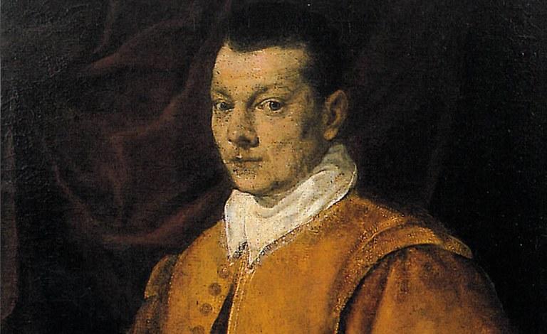 """Agostino Carracci """"Ritratto del conte Cristoforo Rascazzi"""", Azienda Ospedaliera di Reggio Emilia"""