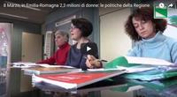 8 marzo, in Emilia-Romagna 2,3 milioni di donne: le politiche della Regione