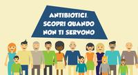Antibiotici: scopri quando non ti servono