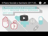 Il Piano sociale e sanitario regionale 2017-2019