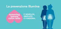 Screening del colon retto - La prevenzione illumina