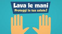 Lava le mani, proteggi la tua salute