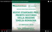 Nuovi standard per i Pronto Soccorso della Regione Emilia-Romagna