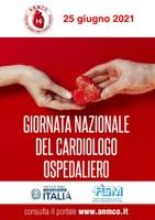 25 giugno: Terza Giornata Nazionale del Cardiologo Ospedaliero