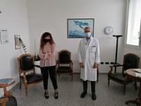 Dott. Andrea Saletti nuovo primario della Neuroradiologia Interventiva dell'Ospedale di Cona