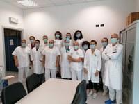 Il COVID non ferma il Servizio di Immunoematologia e Trasfusionale