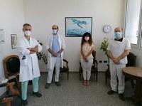 Il S. Anna partecipa allo studio clinico internazionale ACTIVE4-ACUTE - Covid-9
