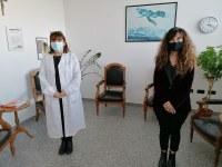 La Dott.ssa Solinas, nuovo Direttore di Neonatologia e Terapia Intensiva Neonatale del S. anna