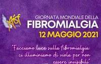 Mercoledì 12 maggio è la Giornata Mondiale della Fibromialgia