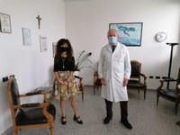 Nuovo Primario di Cardiologia del S. Anna