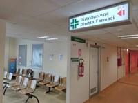 Servizio di erogazione diretta farmaci, al via i lavori di ampliamento della sala d'attesa
