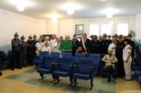 Dagli Alpini altre 24 poltrone in dono per la sala di attesa del Day Hospital del Dipartimento di Oncologia ed Ematologia del Policlinico