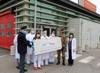 L'Accademia Militare vicina al Pronto Soccorso del Policlinico di Modena