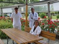 La riabilitazione dei pazienti COVID19 negli ospedali modenesi