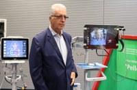 Piero Ferrari sostiene la Terapia Intensiva dell'Ospedale di Baggiovara