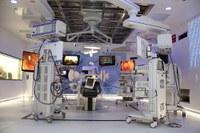 Sala Ibrida: primo intervento in urgenza per un trauma da ferita da arma bianca