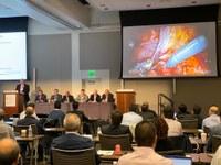 Urologia: Chirurgia robotica in diretta da Baggiovara agli Stati Uniti