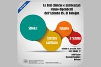 Le reti cliniche e assistenziali tempo dipendenti dell'Azienda Usl di Bologna