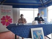 Ausl e Aeronautica Militare insieme per le vaccinazioni in Fiera