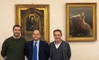 Il Mazzolani Vandini di Argenta (FE) si prepara ad accogliere Stefano Parro il nuovo primario di medicina