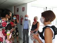 La Direzione Strategica dell'Azienda USL di Ferrara visita la Casa della Salute di Codigoro