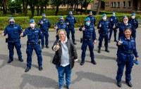 La maratona benefica della polizia penitenziaria di Ferrara raggiunge quota 1600 euro