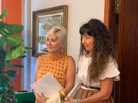 Le Direttrici Generali, Monica Calamai, Azienda USL e Paola Bardasi, Azienda Ospedaliero- Universitaria, hanno presentato il loro mandato alla stampa