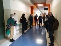 Presentata oggi, nella sede di Cittadella S. Rocco, la conclusione del primo lotto dei lavori di adeguamento dell'anello della Casa della Salute Cittadella S. Rocco di Ferrara.