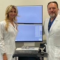 All'Ospedale di Pavullo un videodermatoscopio di nuova generazione per la diagnosi precoce dei tumori della pelle