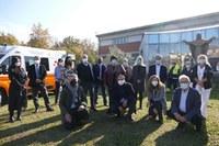 Distretto di Carpi, dall'Unione Terre d'Argine una nuova ambulanza per il 118 dedicata alla memoria di Giorgio Grillenzoni