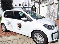 Distretto di Mirandola, il Centro Disturbi Cognitivi e Demenze ingrana la quinta: La Nostra Mirandola Odv regala una nuova automobile
