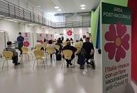 Distretto di Mirandola, Punto Vaccinale di San Felice, in dieci giorni effettuate tremila somministrazioni