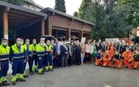 Inaugurata a Maranello l'automedica donata da Ferrari all'Azienda Usl di Modena