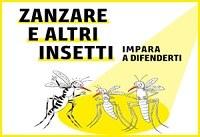 Occhio alle zanzare, un piccolo sforzo da parte di ciascuno per salvaguardare la salute di tutti