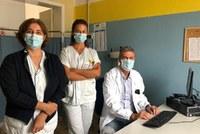 Ospedale di Mirandola, ambulatorio di Terapia Antalgica: ripresa l'attività al Santa Maria Bianca
