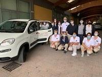 Pavullo, nuova auto per le Cure Palliative