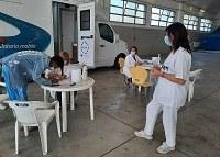 Tamponi, vaccini, assistenza sanitaria: per i migranti ecco il camper del Progetto ICARE